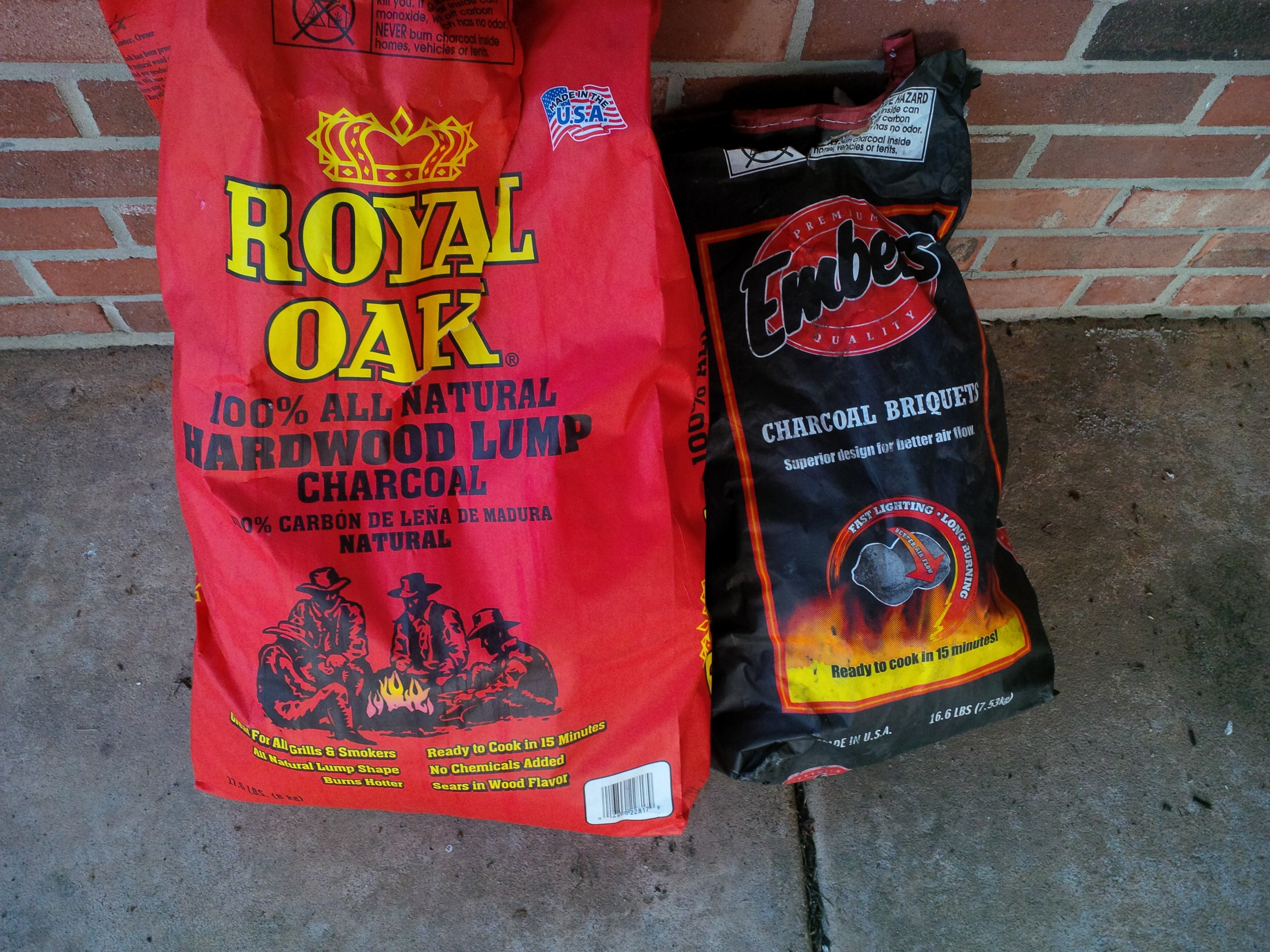 Royal Oak s Embers Charcoal